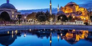 رحلات ومزارات تركيا الترفيهية