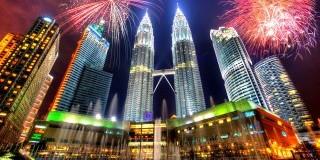 رحلات ومزارات ماليزيا الترفيهية