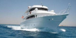 رحلة بحرية ( جزيرة تيران )