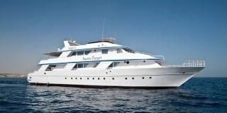 رحلة بحرية - جزيرة الجفتون
