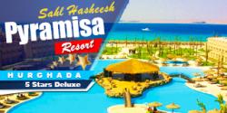 بيراميزا ريزورت | عروض واسعار فنادق سهل حشيش 2019